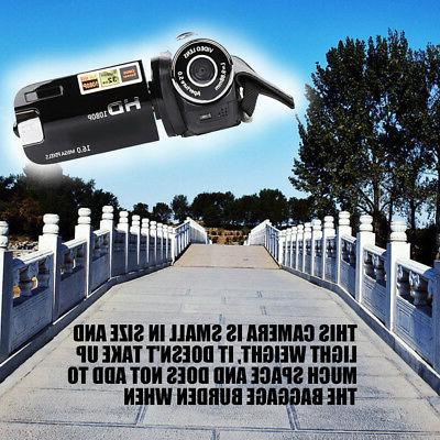 FULL 1080P 16X Camera DV Recorder