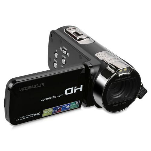 Video Camera Full HD 1080P 24MP