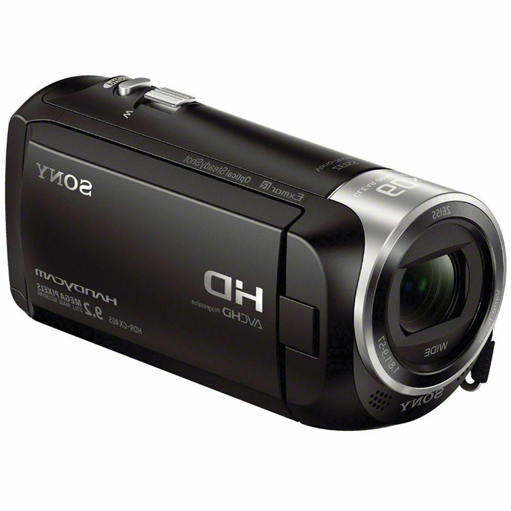 S0ny Handycam HDR-CX405 video camera camcorders