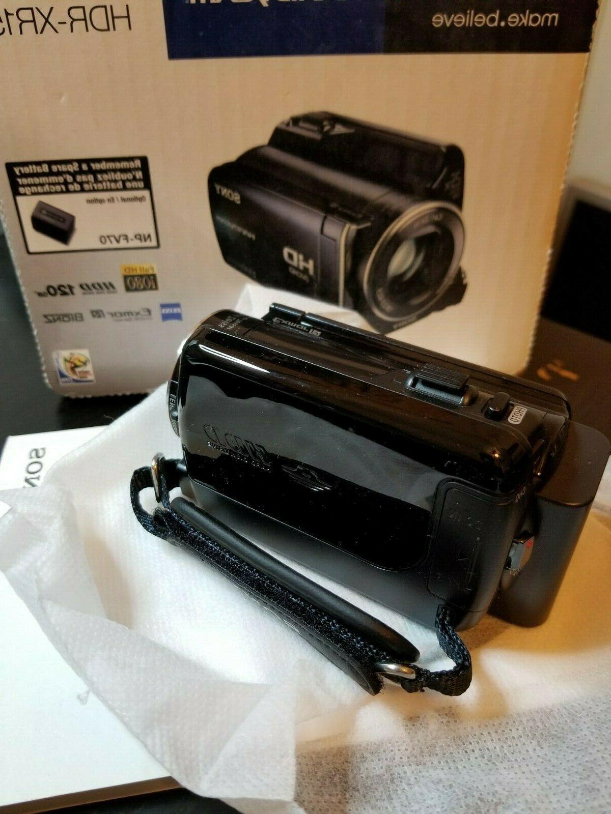 Sony HandyCam Camera