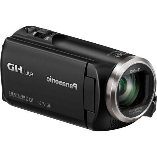 Panasonic HC-V180 HD Camera
