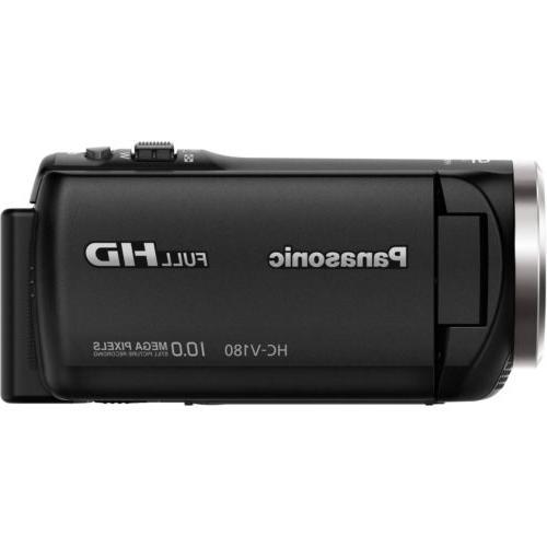 Panasonic HD Camera Camcorder