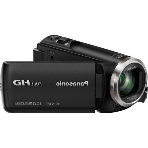 Panasonic HC-V180 HD Video