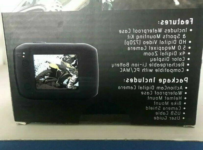 Emerson - Action Cam - Digital Mount - New In Box