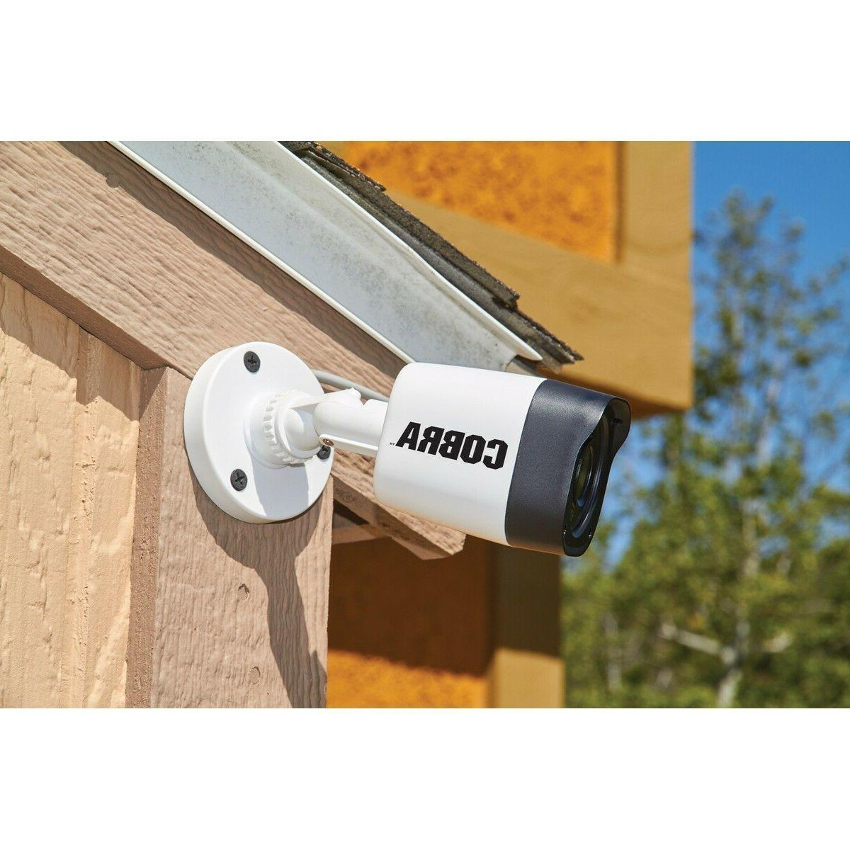 HD Color DVR Camera with Night Vision