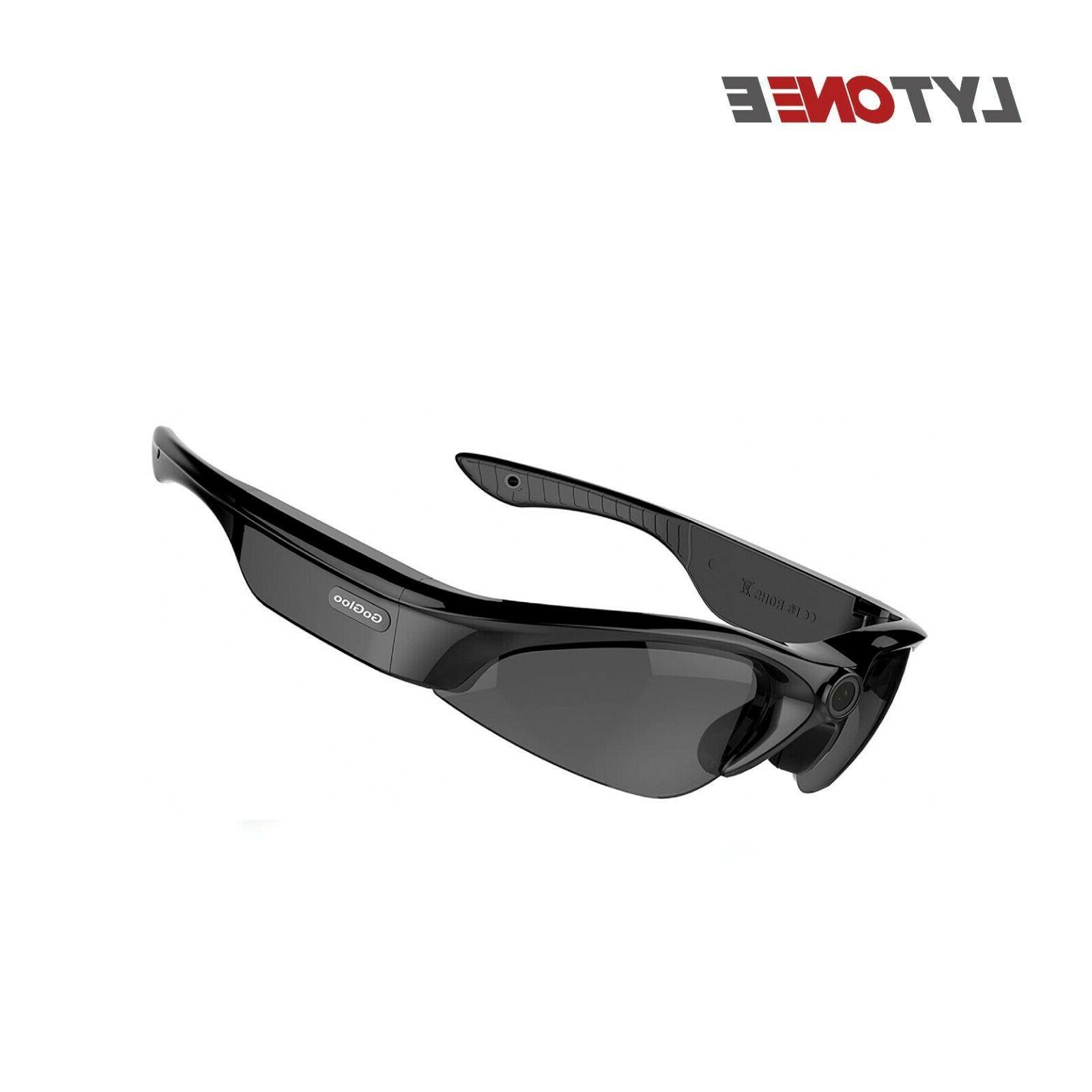 HD Eye Glasses Camera Sports Action Camera 30fps 150 Degree