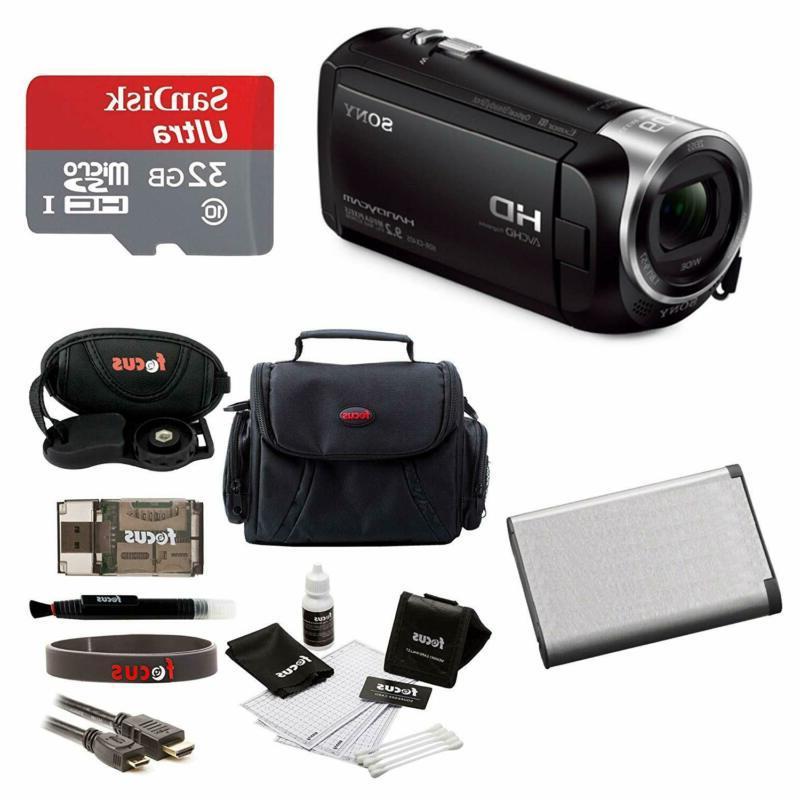 Sony Video HDRCX405 Handycam