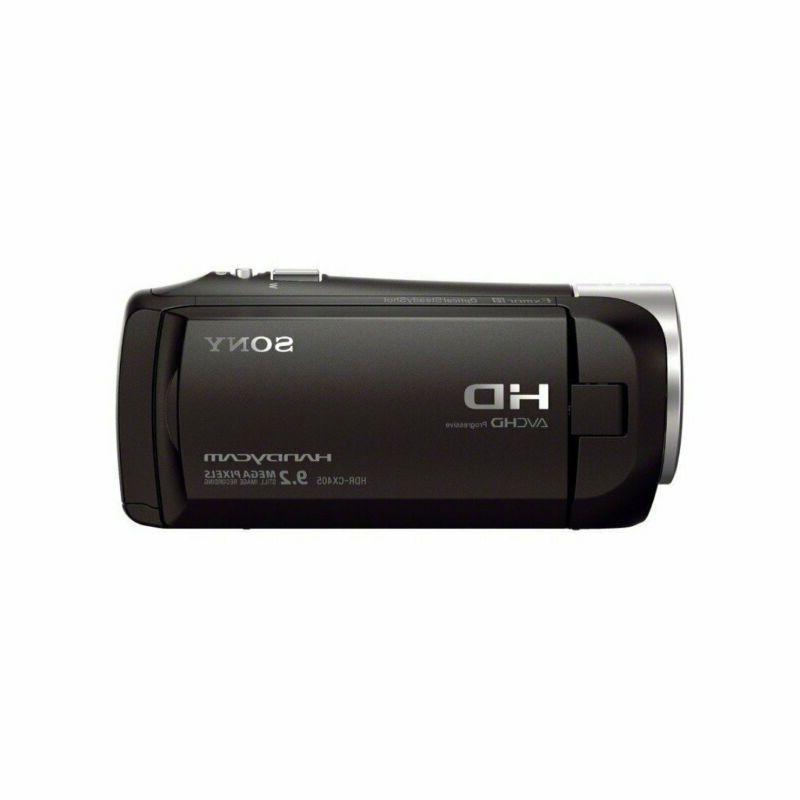 Sony Camcorder w/