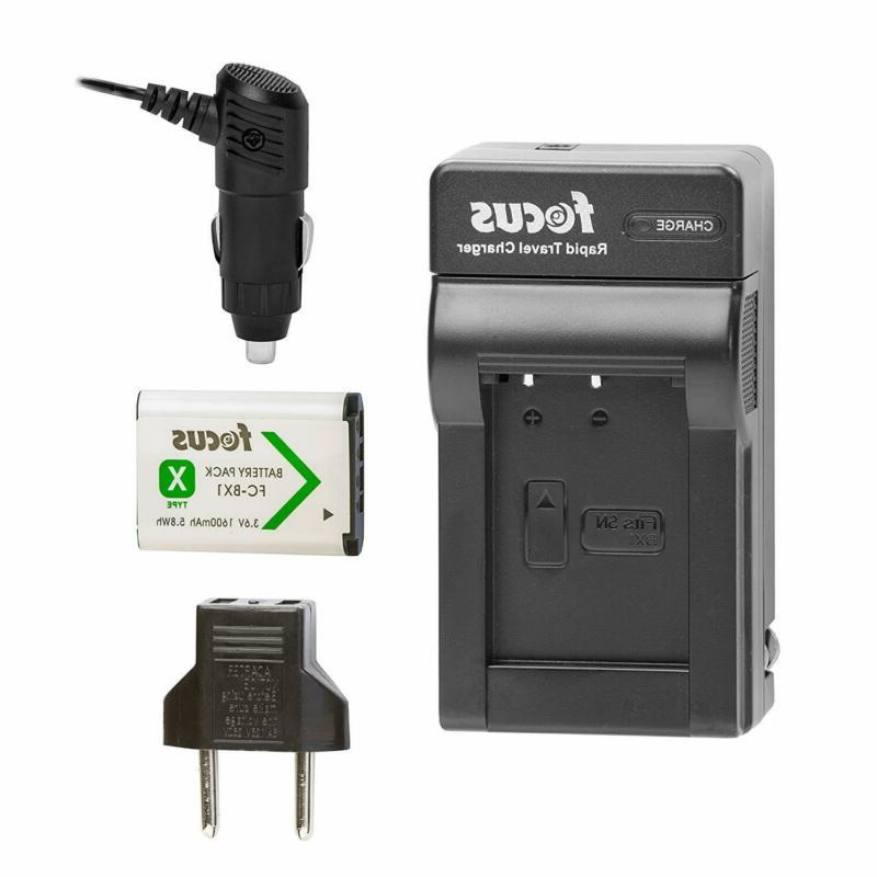 Sony Handycam HD Camcorder Deluxe Accessory
