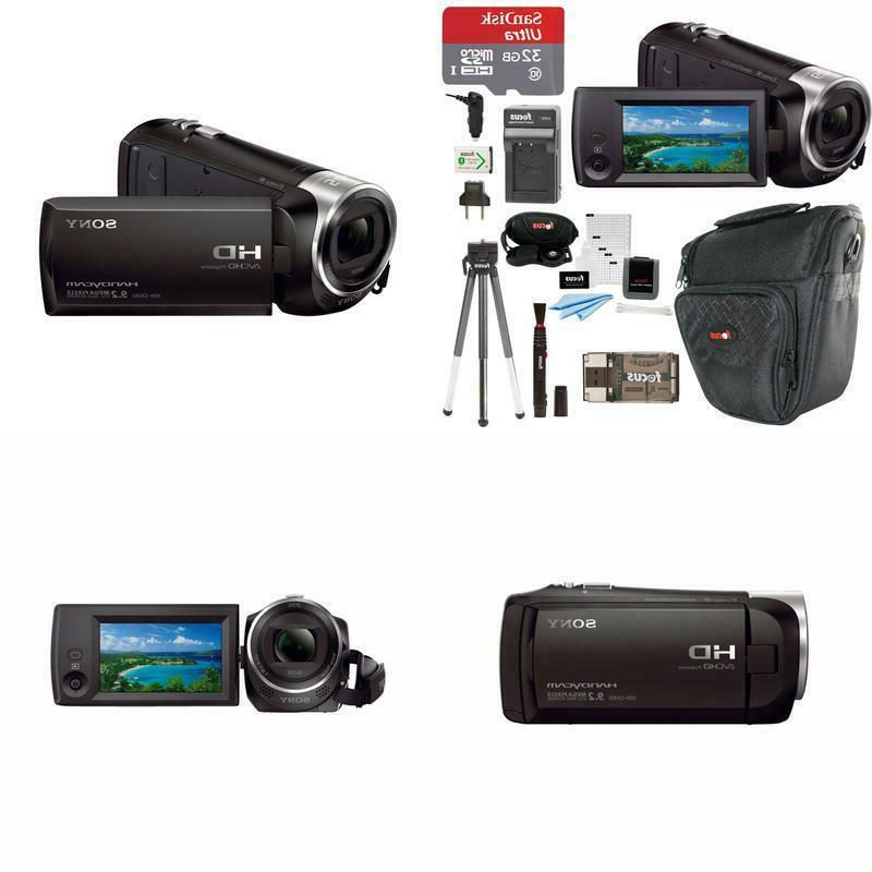 hdr cx405 b handycam hd camcorder w