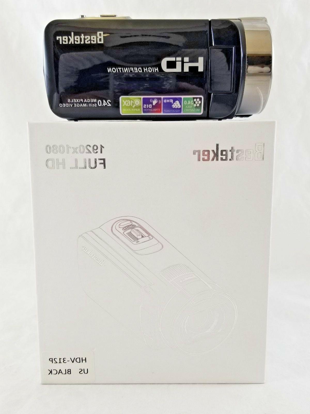 hdv 312p 1920x1080 full hd camcorder