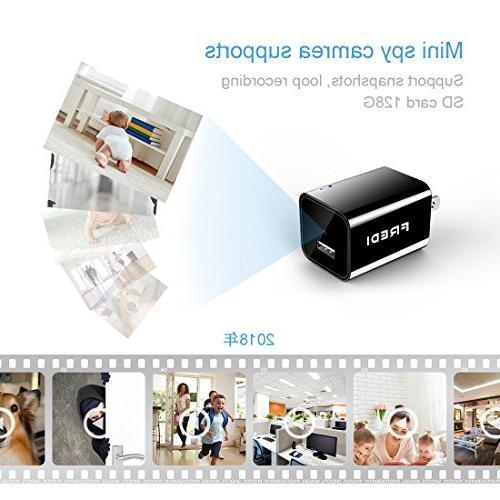 FREDI HD spy Camera Wireless View with