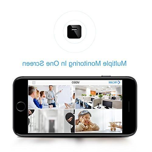 FREDI Hidden Camera HD Mini spy Camera for View with