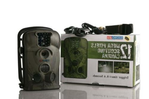 Hunting Digital Video Camera Spy IR Cam Recorder Lively Acti