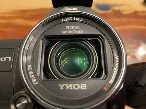 SONY HXR-NX30U DIGITAL VIDEO CAMERA USED