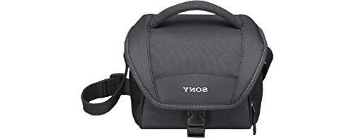 Sony LCSU11 Soft Compact Carrying for Cyber-Shot Cameras