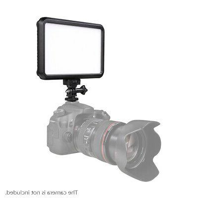 PT-12B LED Video Camcorder Fill-in Canon Cameras