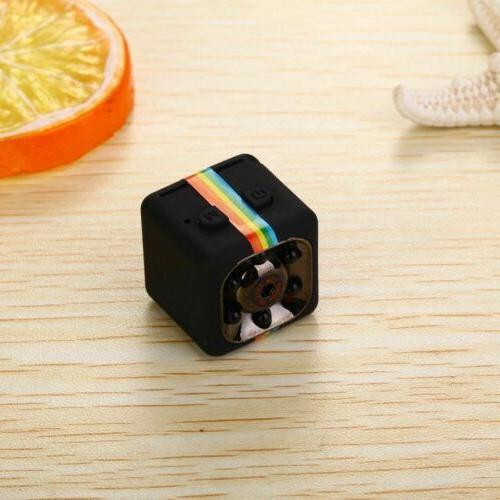 Mini Camera SQ11 HD 1080P DV Video Recorder Spy Cameras with