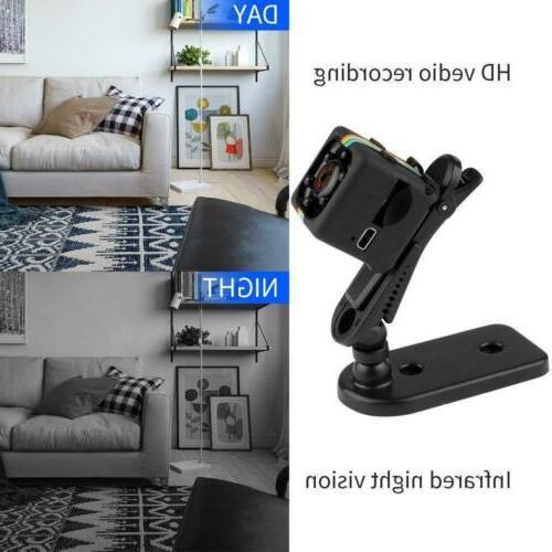 Mini SQ11 HD 1080P Hidden Vision