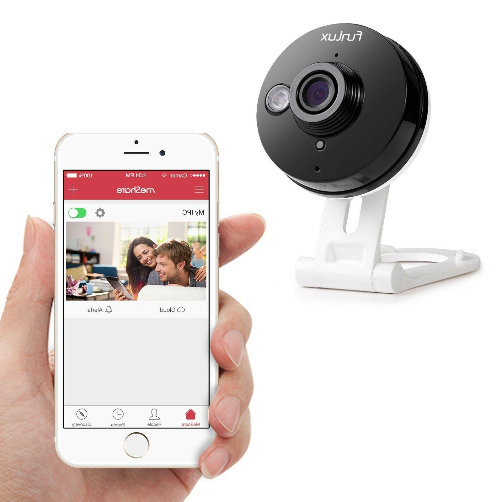 Funlux® Wireless IP Security App