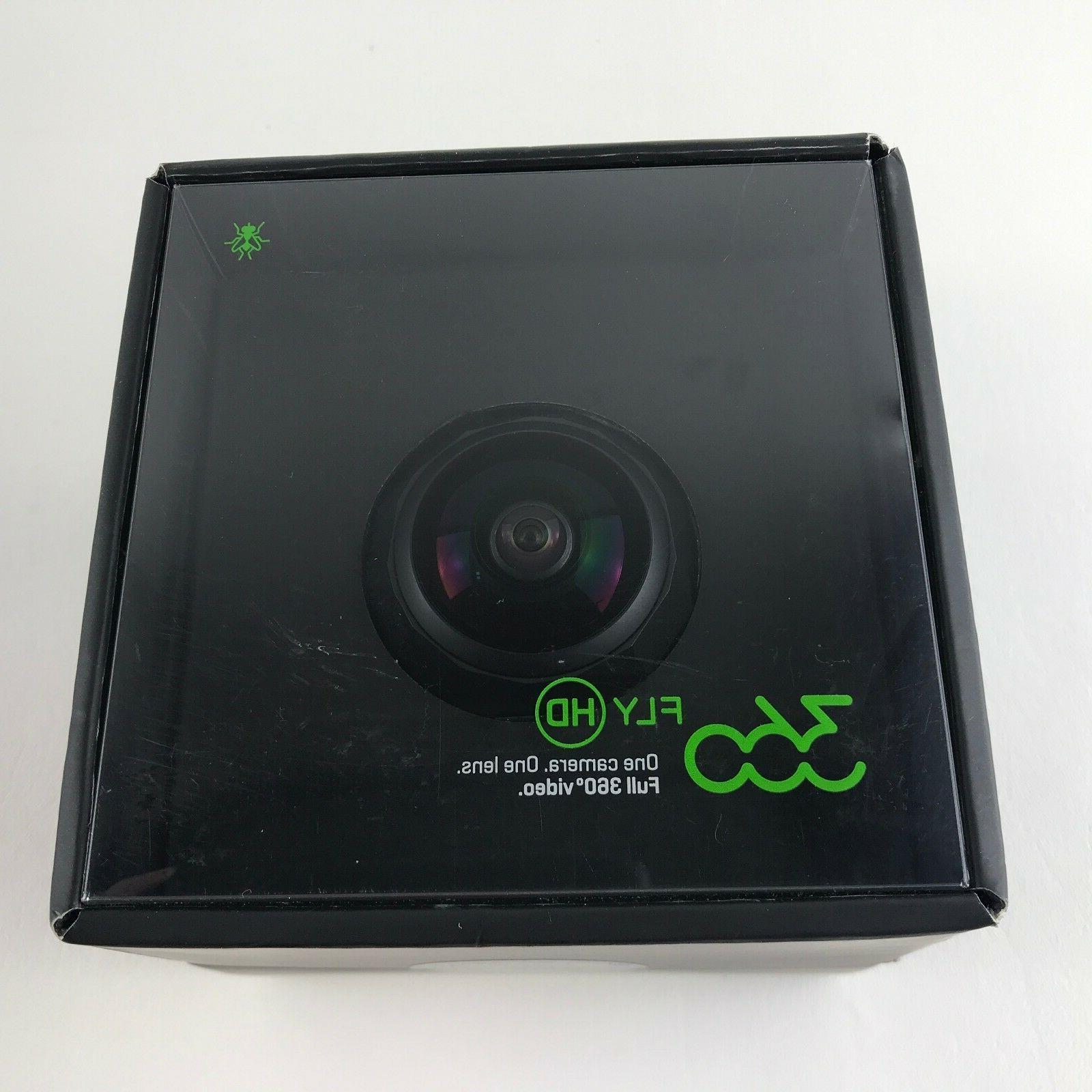 NEW HD - Black 2nd Gen 360FLYBLK #360KEM
