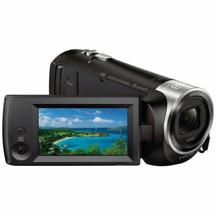 NEW!! Handycam HDR-CX440 8GB Wi-Fi 1080p