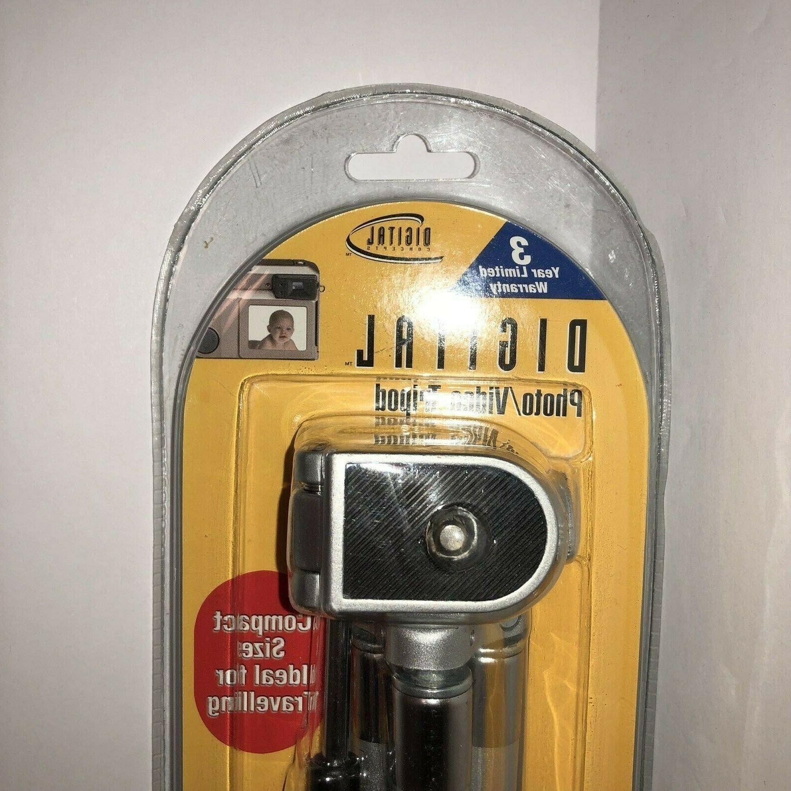 NIP Tripod Photo or Video, Portable Travel & Camcorders