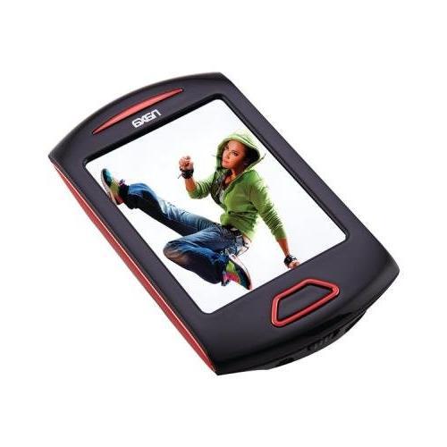 Naxa Nmv179rd 4Gb 2.8 Touchscreen Portable Media Player