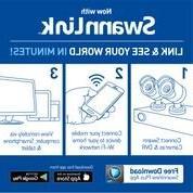 Swann SWDVK-845804-US Surveillance Camera Channel DVR,