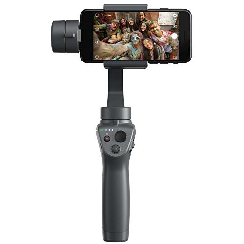 DJI Osmo Handheld Smartphone Gimbal Videographer with Flex Tripod, Lens Maintenance Kit