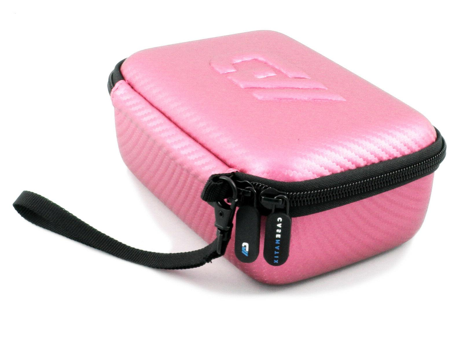 Pink KIDCASE Fits Kids with Video Camera, Accessories