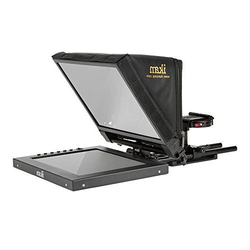 "Ikan 12"" Portable Teleprompter Kit #PT1200"