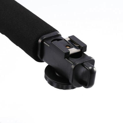 Pro Shape Bracket Video Handheld DSLR Camcorder