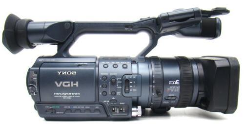 Sony HDR-FX1 Digital HD Recorder Camcorder MiniDV 3CCD