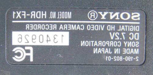 HD Video Recorder Camcorder MiniDV 3CCD