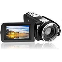 """KINGEAR Puto PLD051 2.7"""" TFT Flash Digital Camera 1080P FHD"""