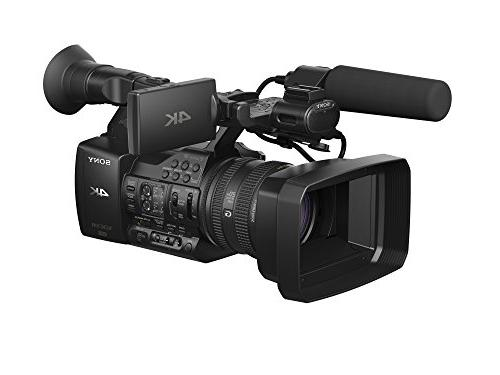 pxwz100 handheld xdcam memory camcorder