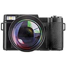 "KINGEAR R2 HD 22 Mp 3.0"" LCD Digital Camera with Digital Zoo"