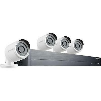 Samsung SDH-B73043BFN 4 Camera 4 Channel DVR Video Security