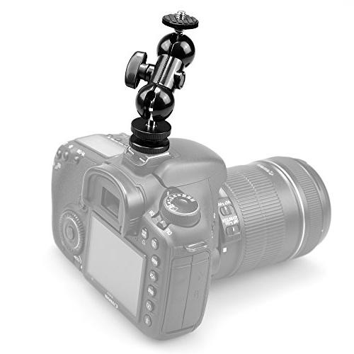 SmallRig Double with Mount & Screw for -