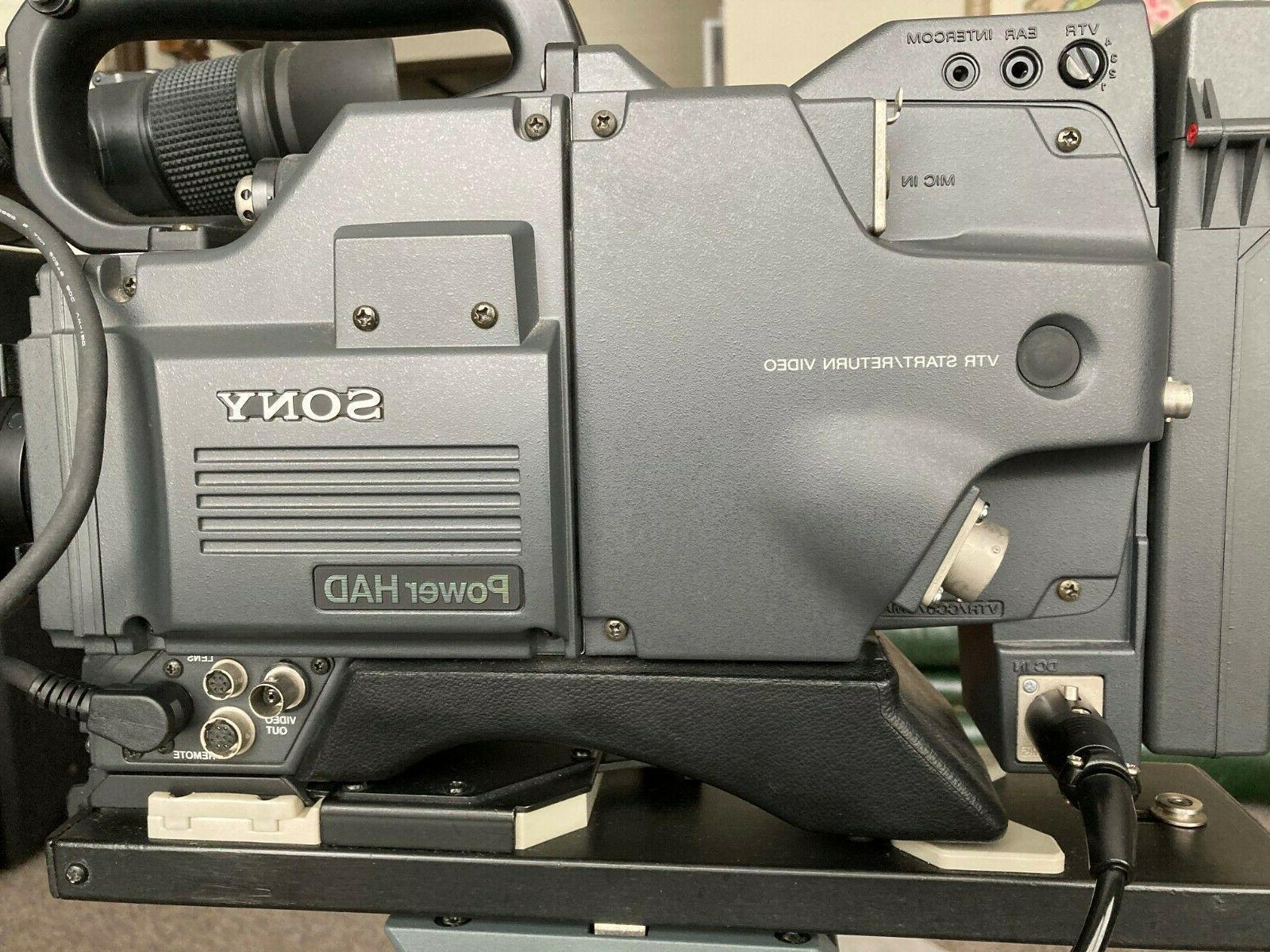 SONYdxc-327a camera adptor lens