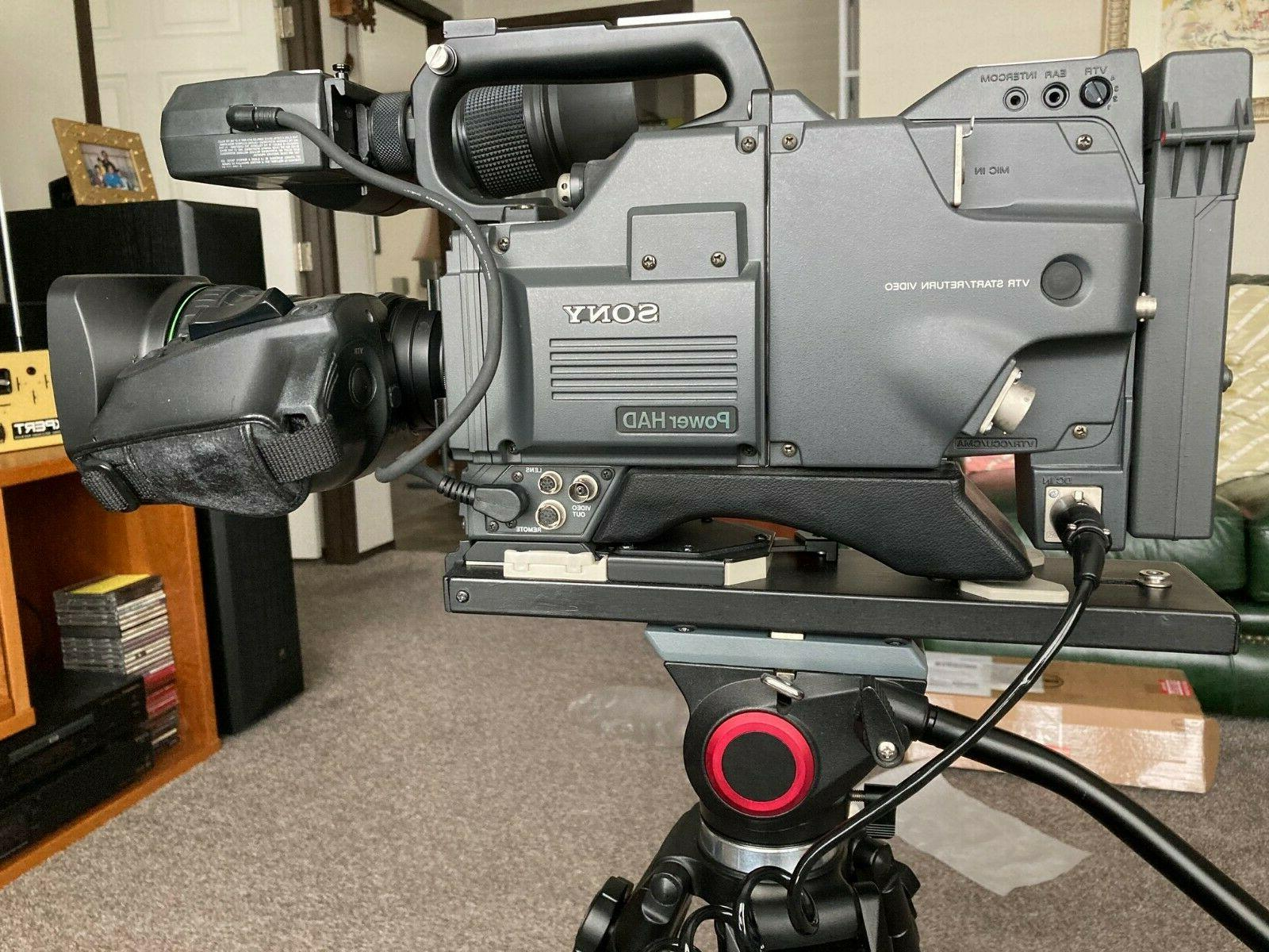 SONYdxc-327a color camera