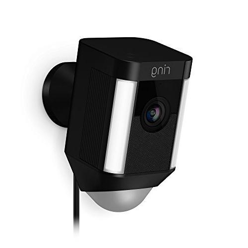 Ring Spotlight Cam - Wired