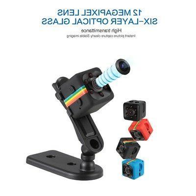 SQ11 Spy Camera Full HD IR Night Recorder