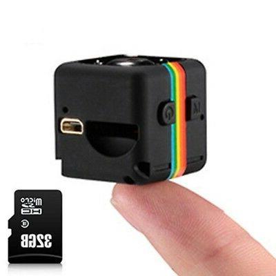SQ11 Camera Full 1080P IR Night Vision Video Recorder