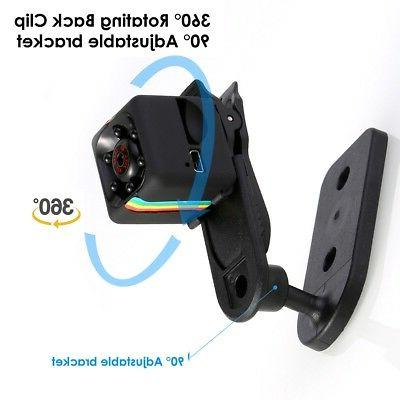 SQ11 Mini Spy Full 1080P IR Vision Recorder DV