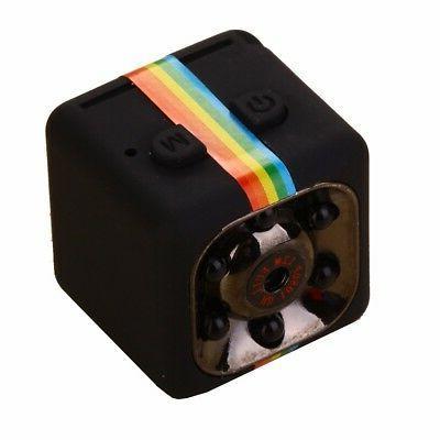 SQ11 Mini Spy Full HD Camcorder IR Video Recorder