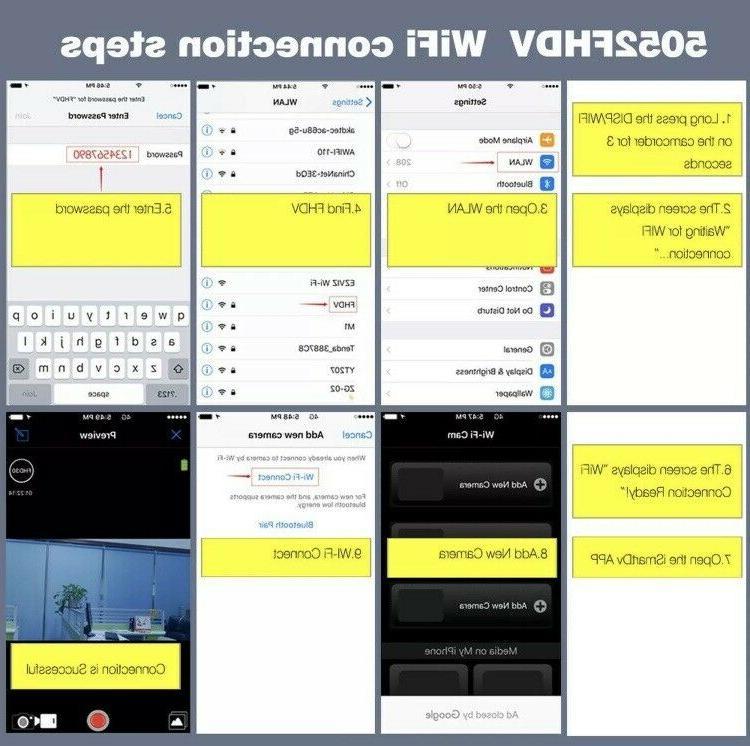 Hausbell Screen Video Infrared 1920x1080p