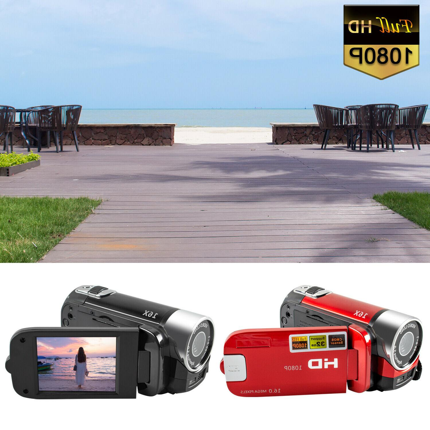 ultra hd video camera camcorder 1080p vlogging