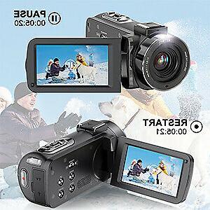 Video Camera Ultra Camera for Night